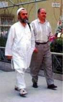 M. Es'ad Coşan Rh.A ve Ali Yücel Uyarel, Özelif-Ankara